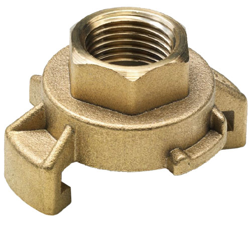 Express Female Thread Coupling - Brass