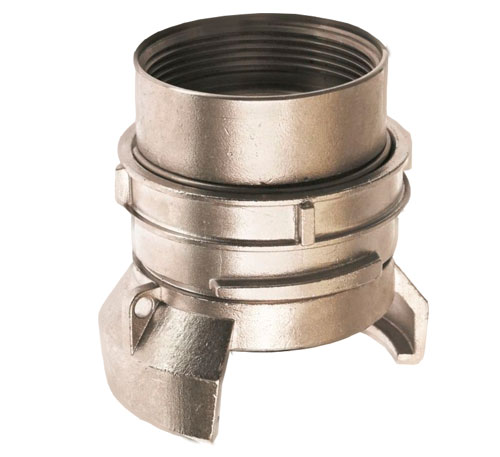 Fixed Coupling With Female Thread - with Lock