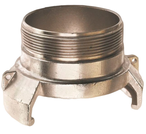 Fixed Coupling With Male Thread - Without Lock